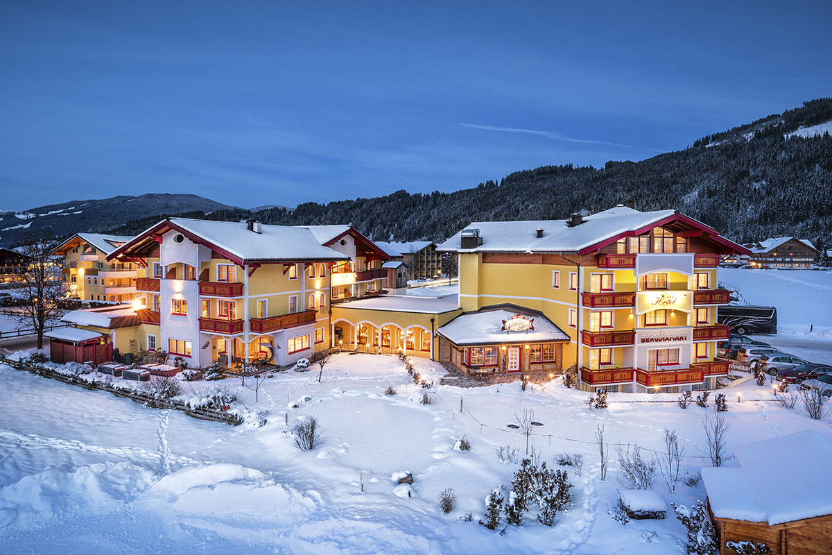 Hotel Bergdiamant - 3 Sterne Hotel - Flachau