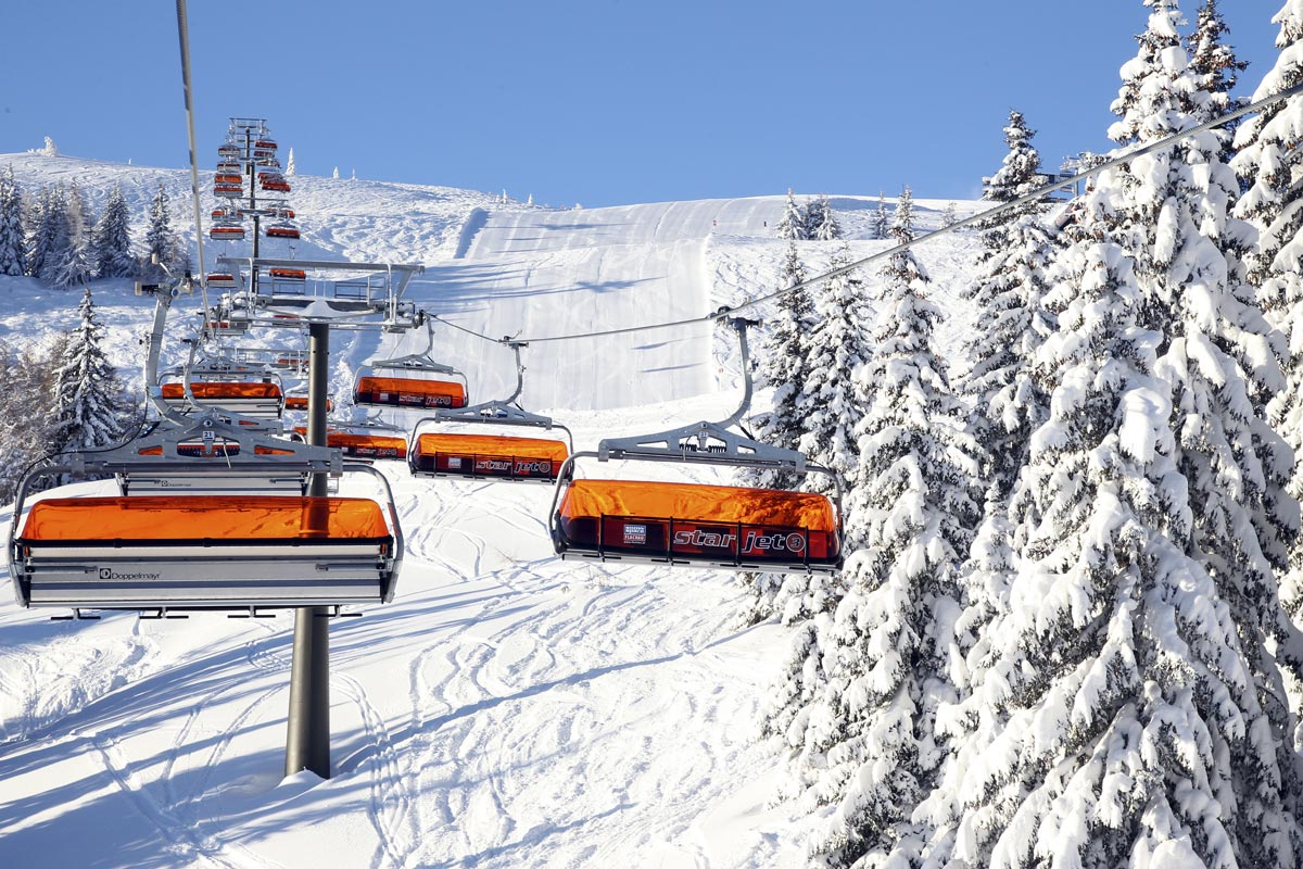 ski holiday in flachau near the valley lift stations - hotel bergdiamant